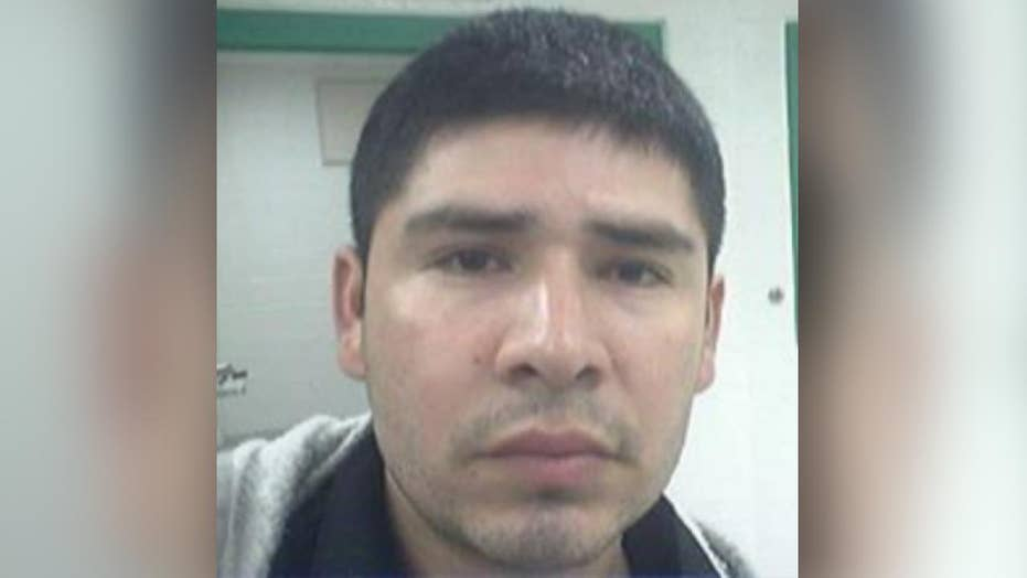 Illegal immigrant facing terror charges in bus altercation