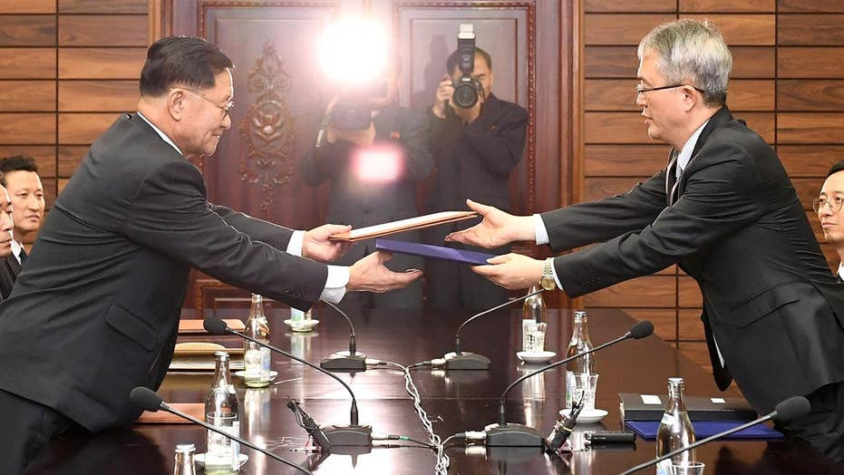 Koreas move closer to fielding unified Olympic team
