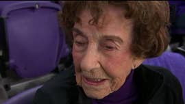 A very special superfan in attendance, 99-year-old Millie Wall, could have given the Minnesota Vikings the boost they needed to win Sunday's game.