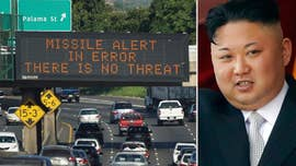 "Hawaiians and visiting tourists were startled and frightened by a civil defense warning Saturday that said: ""EMERGENCY ALERT: BALLISTIC MISSILE THREAT INBOUND TO HAWAII. SEEK IMMEDIATE SHELTER. THIS IS NOT A DRILL."""