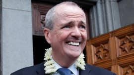 Former Wall Street executive Phil Murphy, assuming elected office for the first time, prepared Tuesday to be sworn in as New Jersey's 56th governor and return Democrats to full control of state government.