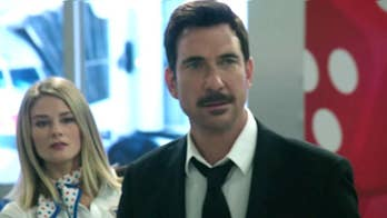 Dylan McDermott and Kim Matula open up about their new FOX comedy, airline travel.