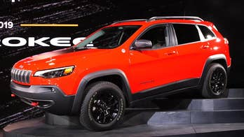 Detroit Auto Show: 2019 Jeep Cherokee shows its new face