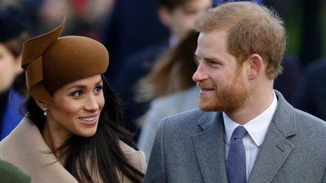 Prince Harry and Meghan Markle get Lifetime treatment
