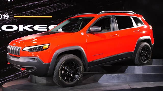 Jeep and Ram get new looks