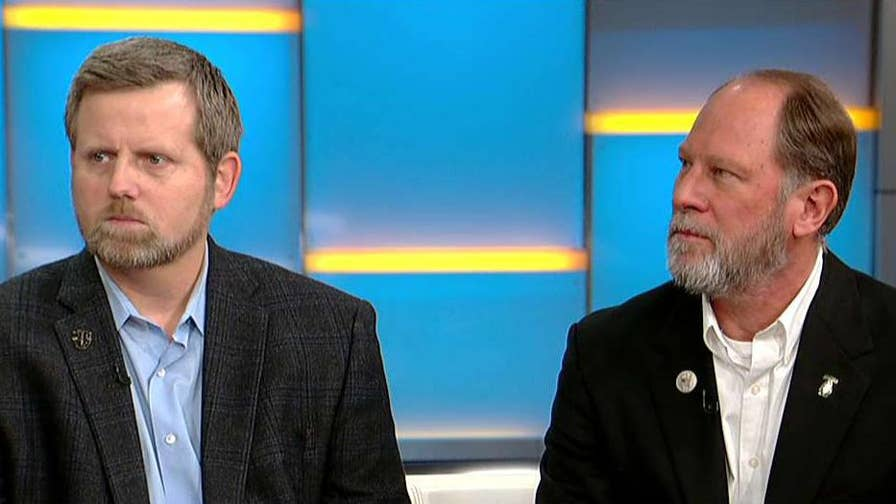 On 'Fox & Friends,' retired 'horse soldiers' Mark Nutsch and Bob Pennington detail the post-9/11 Special Forces mission being retold on the big screen.