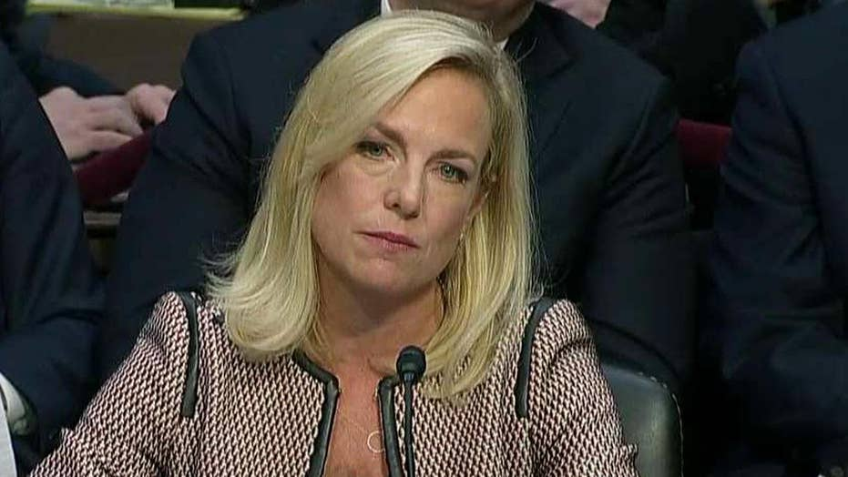 DHS Secretary Nielsen: We want a permanent solution on DACA