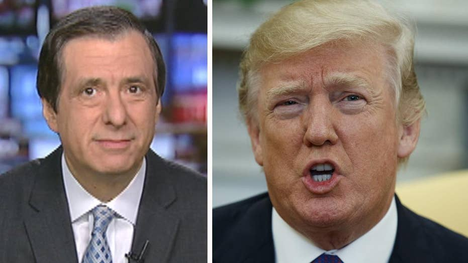 Kurtz: Stock market soars, Trump's numbers don't