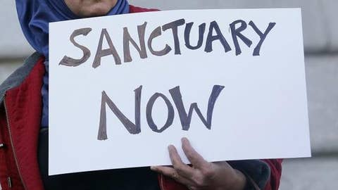 Sanctuary city leaders could face federal charges