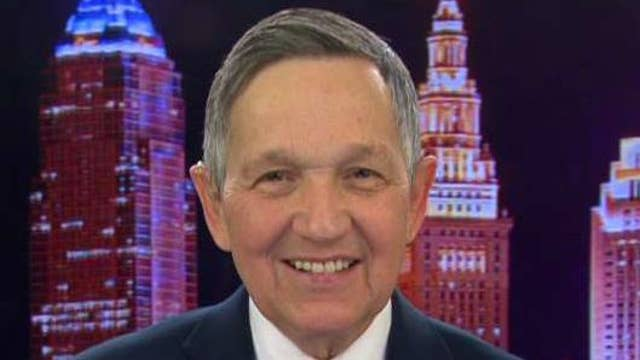 Dennis Kucinich confirms candidacy for Ohio governor