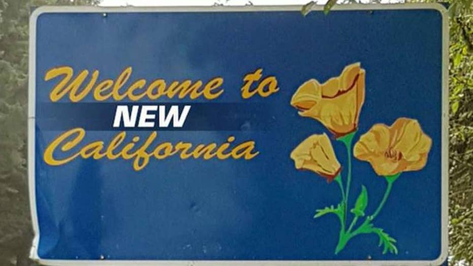 Golden State conservatives seek to form 'New California'