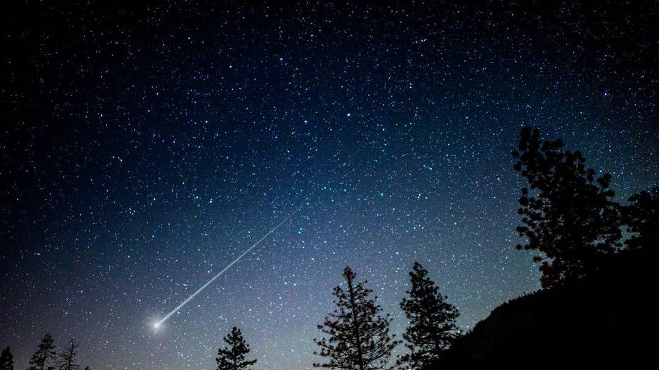 Must-see video: Meteor lights up Michigan sky