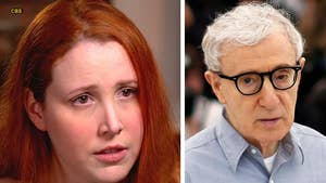 Fox411: Dylan Farrow, adopted daughter of Mia Farrow and Woody Allen, recounted her alleged sexual assault in an emotional interview with Gayle King on 'CBS This Morning.'