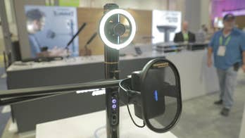 Take your home live streaming and podcast recording to a new level with these high-tech home broadcasting setups revealed at the 2018 Consumer Electronics Show in Las Vegas.