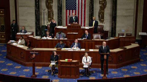 House facing a critical vote to fund the government