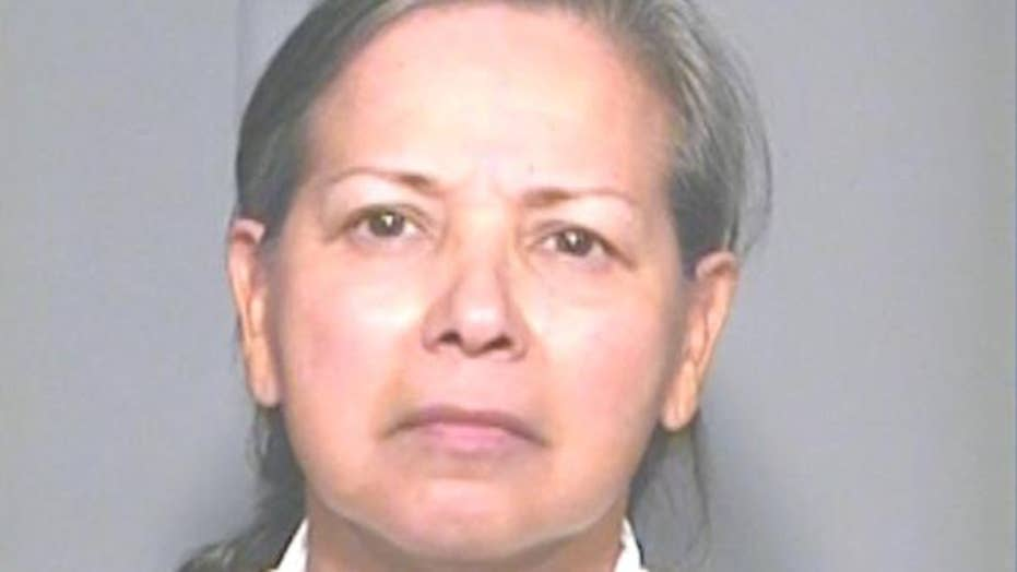 Arizona woman accused of strangling 80-year-old mom