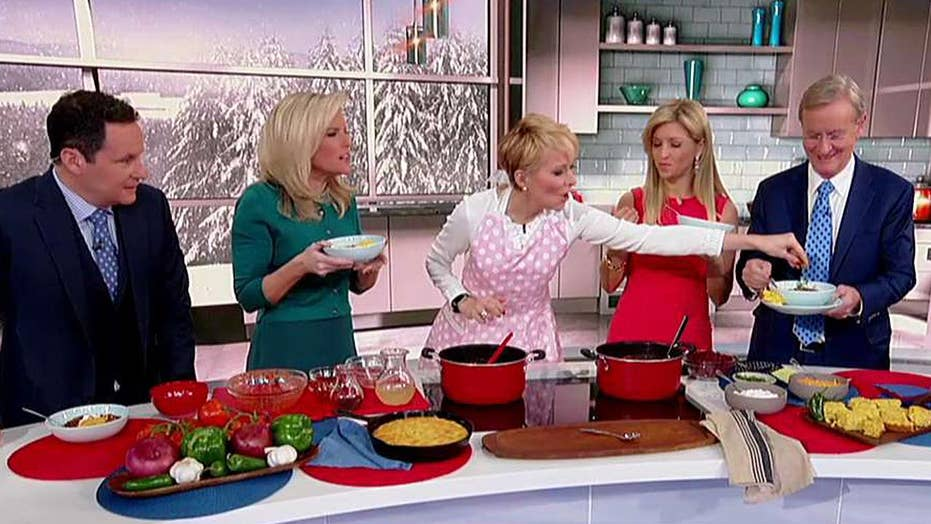 Cooking with 'Friends': Gerri Willis' turkey chili