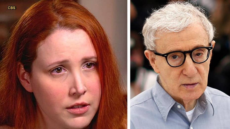 Dylan Farrow recounts alleged Woody Allen sexual assault