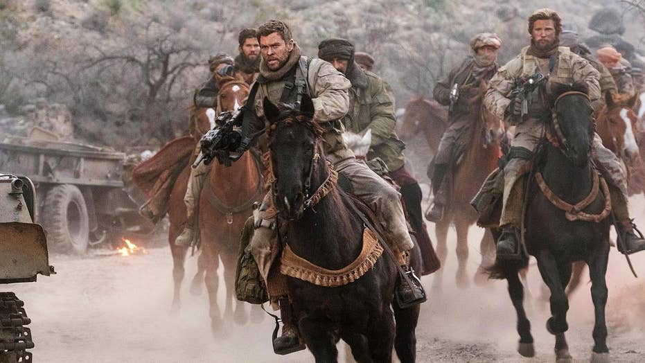 Jerry Bruckheimer: '12 Strong' celebrates heroic US soldiers