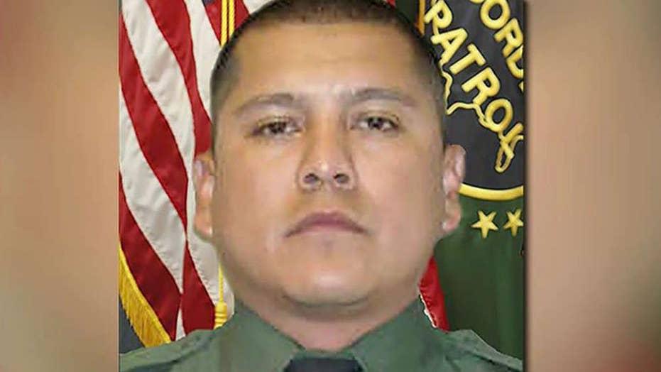 Border Patrol agent's death is still unsolved