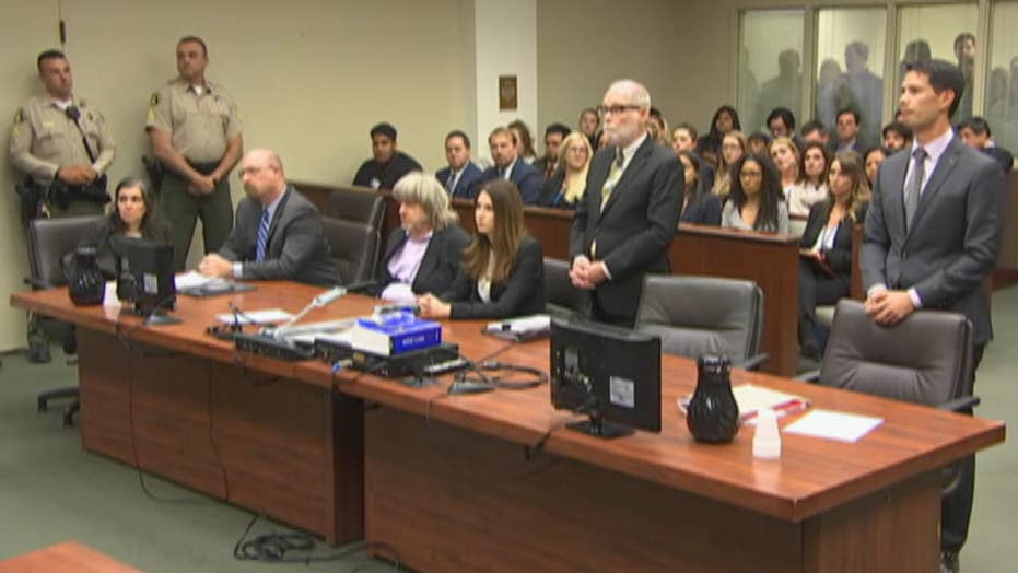 'House of horrors' parents plead not guilty