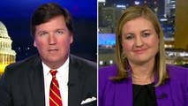 Tucker asks Phoenix mayoral candidate Kate Gallego how bringing in more illegal immigrants will make her community and the country more profitable, help America as a whole. #Tucker