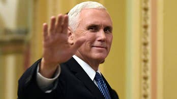 The vice president will visit Egypt, Jordan and Israel.