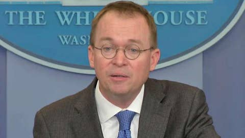 Mulvaney: Democrats are opposing a bill they don't oppose