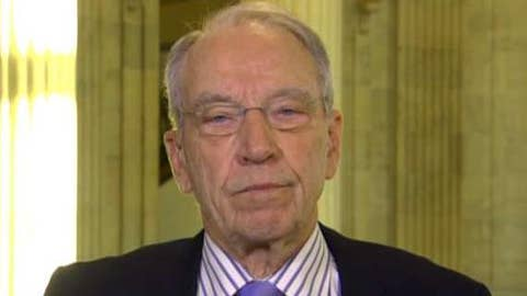 Sen. Grassley: Not possible to get DACA deal done tonight