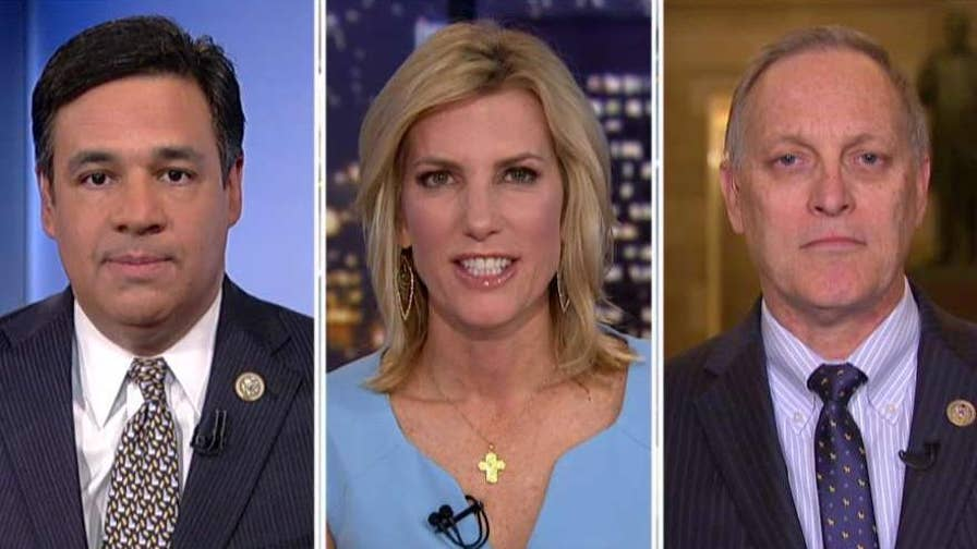 Congressmen on 'The Ingraham Angle' call for document to be released to the public.