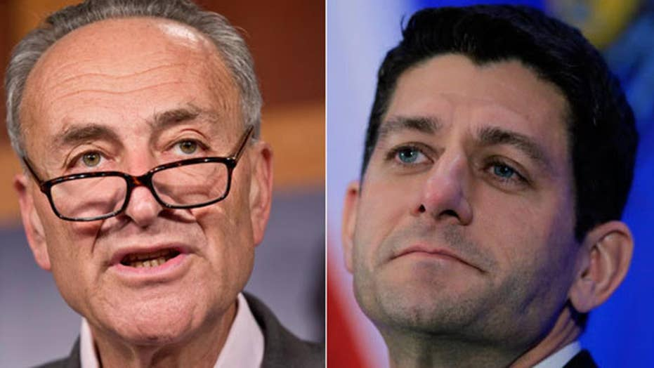 House OKs temporary spending bill, Senate vote unsure