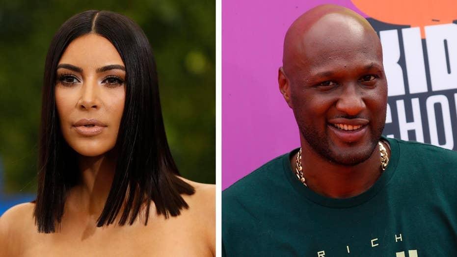 Kim Kardashian slams Lamar Odom after puncture during sister Khloe