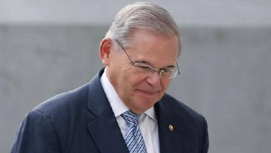DOJ to retry Sen. Menendez on bribery, corruption charges