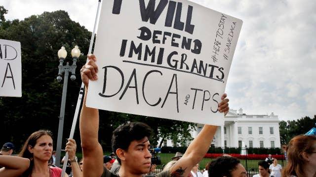 DACA dominates government shutdown discussions