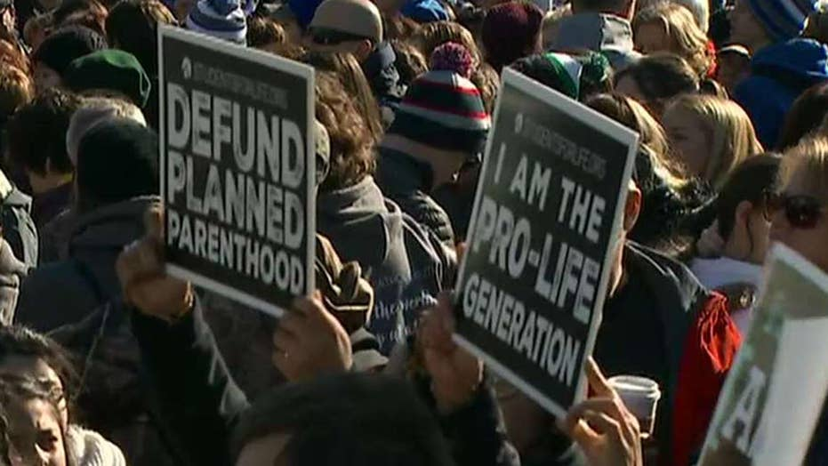 March for Life president reflects on Trump's support