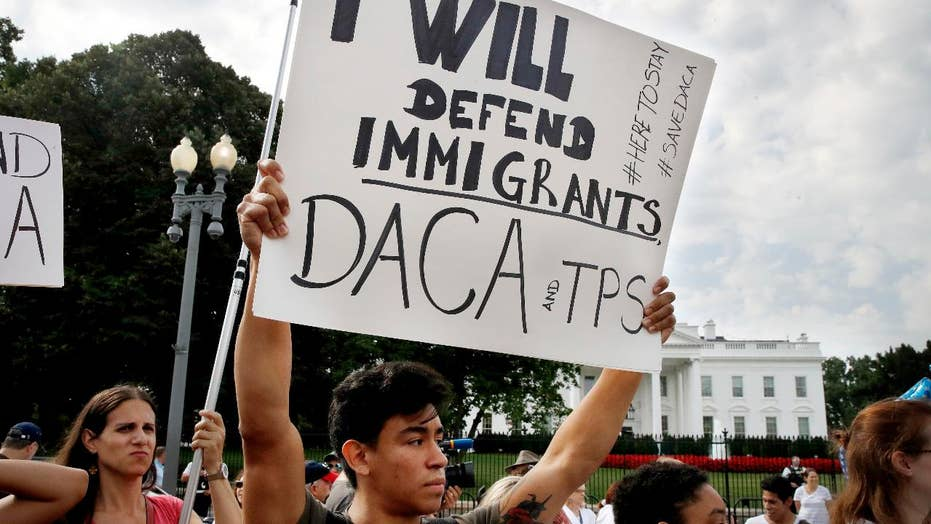 DACA dominates government shutdown discussions