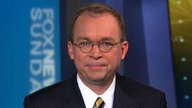 "White House budget Director Mick Mulvaney tried Sunday to calm Americans' fears about the government shutdown, vowing those going to work Monday won't see a ""dramatic difference"" because President Trump isn't trying to ""weaponize"" the situation like the Obama administration did in 2013."