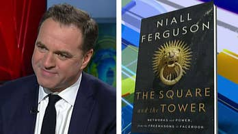 Niall Ferguson talks technology in the era of President Trump on 'Sunday Morning Futures.'