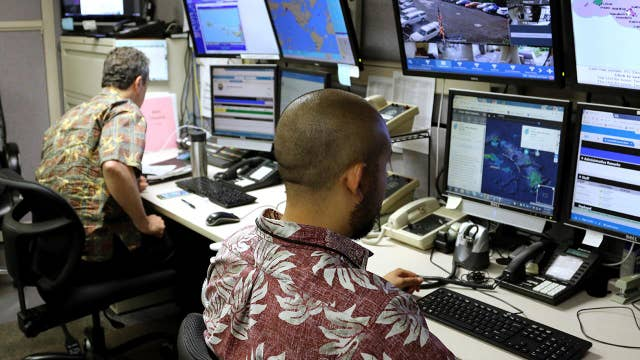 Hawaii left reeling after missile threat false alarm