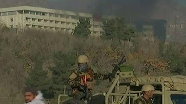 Taliban claims responsibility for Kabul hotel attack