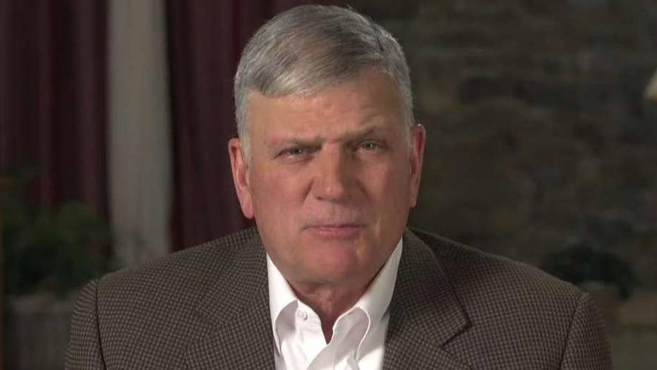 Rev. Franklin Graham: If Trump succeeds, we all succeed