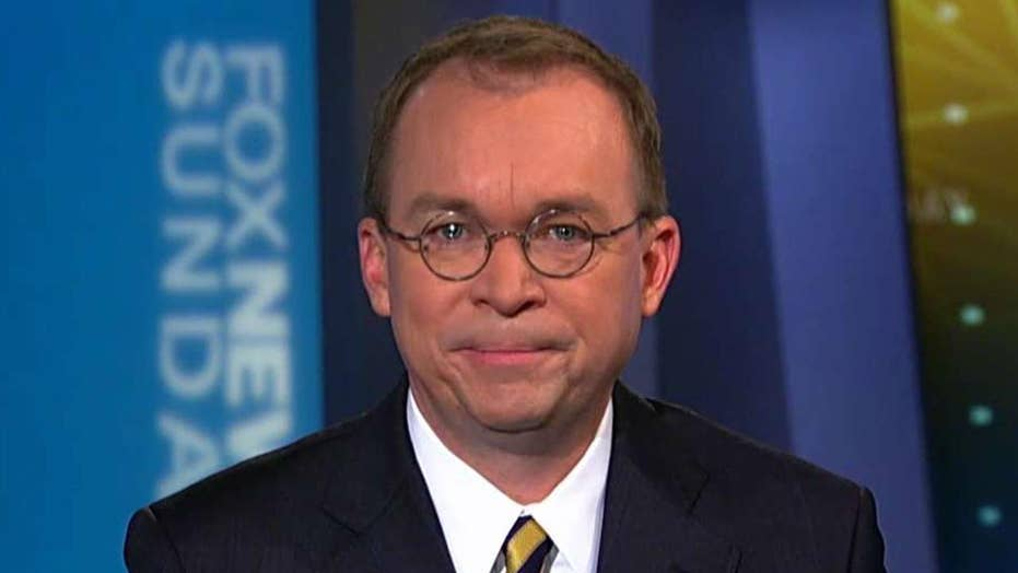 Mick Mulvaney on impact of the shutdown, efforts to reopen