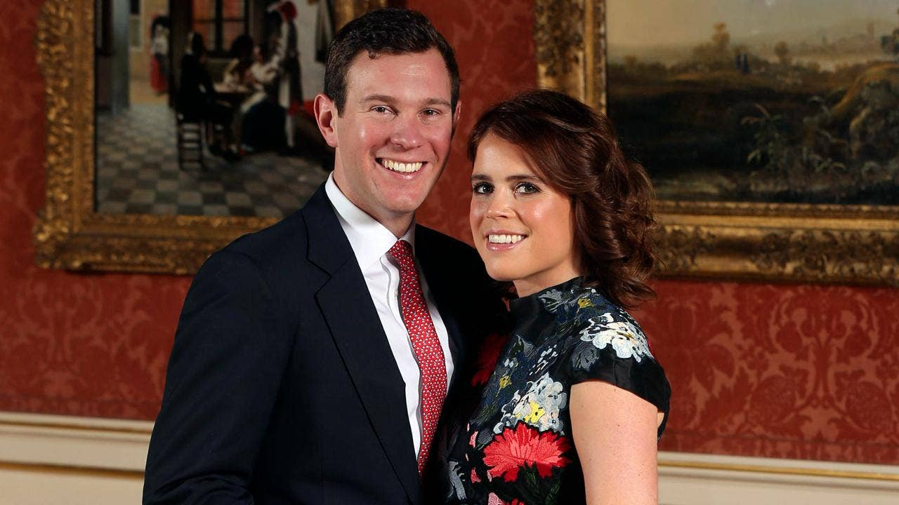 Princess Eugenie's wedding dress code reportedly stricter than Meghan Markle's
