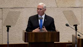 Vice President Pence told Israel's Knesset on Monday that the U.S. Embassy will open in Jerusalem next year, ahead of schedule.