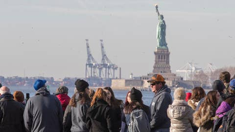 US parks, monuments closed for government shutdown