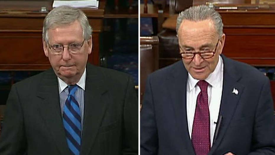 Republicans will attempt to break Democrat filibuster