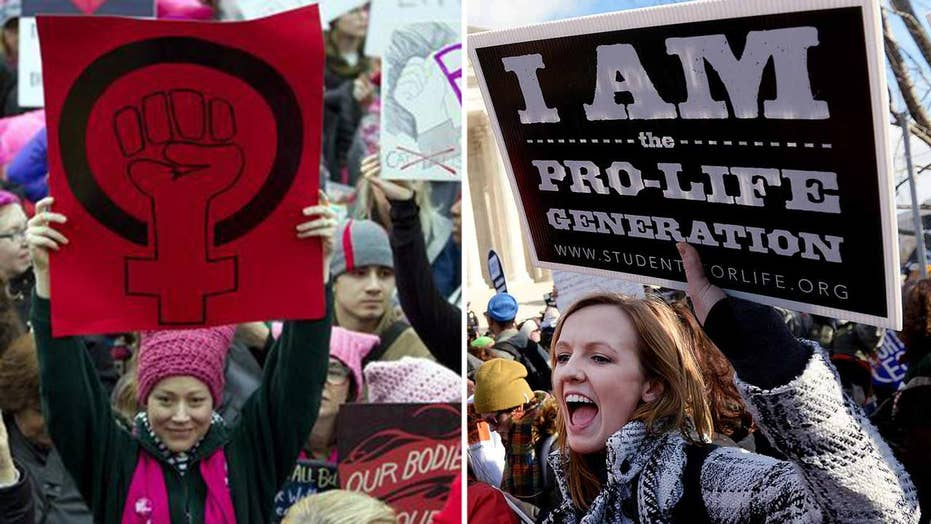 Women's March covered 3 times more than March for Life
