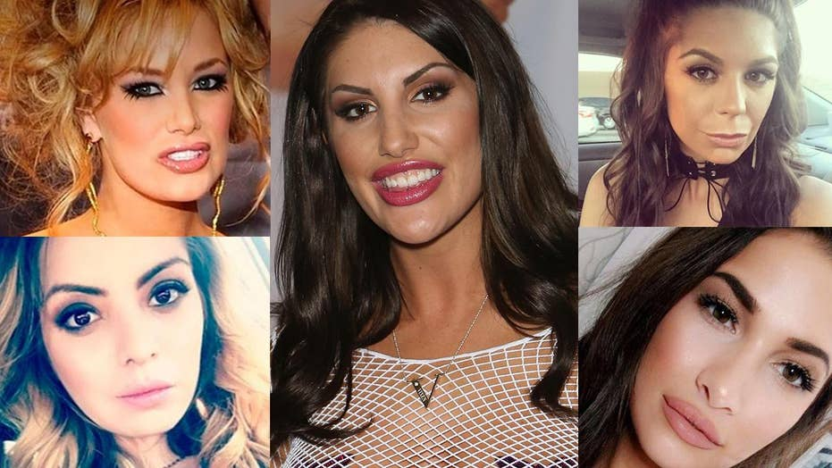 You very Female tv stars to porn stars for