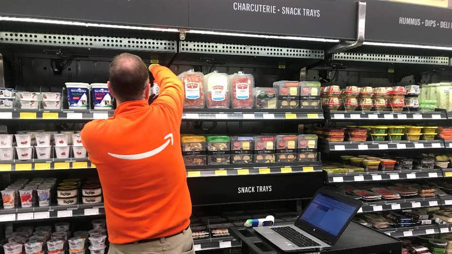 Amazon Go: First checkout-free grocery store, retail industry impact