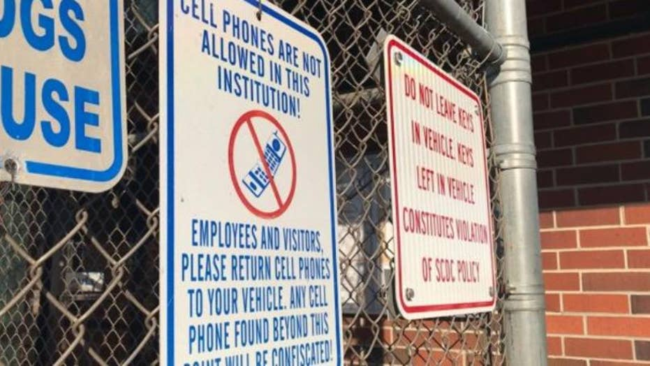 Prison directors push to end inmates use of cell phones